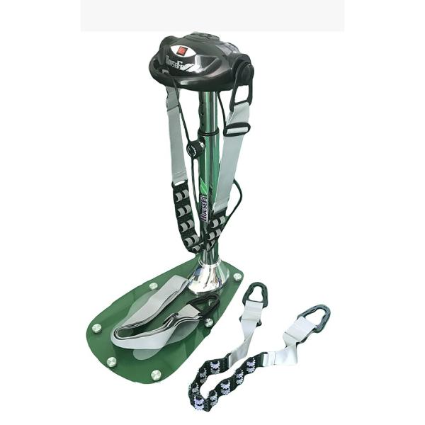 Вибромассажер со стекл.опорой HouseFit HM 3030