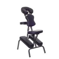 Массажный стул с сумкой чёрный Relax HY-1002 black