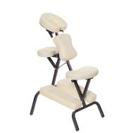 Массажный стул с сумкой белый Relax HY-1002 white