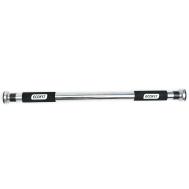 Турник в дверной проём (металл, ручка неопрен, резина, 62-100см) Ecofit MD1128