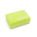 Блок для йоги 8*15*23см Ecofit MD1219