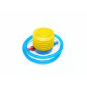 Ножной насос для флексболов диаметр 11см Ecofit MD1249