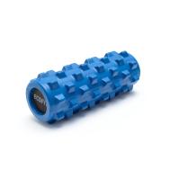 Роллер для занятий йогой и пилатесом синий 32*12,5см Ecofit MDF022