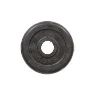Диск обрезин. 0,5кг HouseFit R-0.5 (23035)