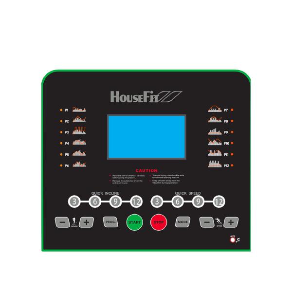 Беговая дорожка с электроподъёмником HouseFit HТ 9195E