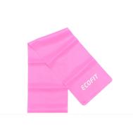 Эспандер ленточный TPE 4,5-5,4кг 1200*150*0.4мм розовый Ecofit MD1318 0.4mm