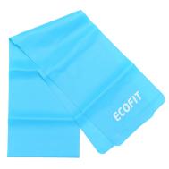 Эспандер ленточный TPE 6,8-8,2кг 1200*150*0.5мм синий Ecofit MD1318 0.5mm