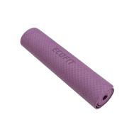 Коврик для фитнеса Ecofit однослойный TPE 1830*610*6мм фиолетовый MD9012