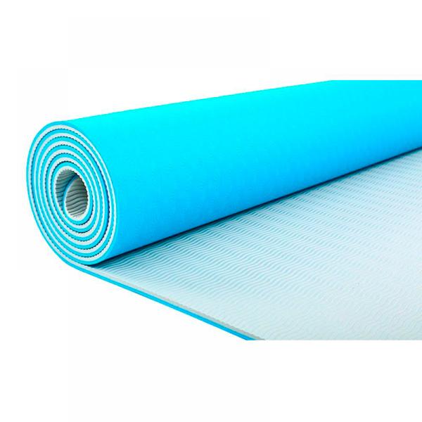 Коврик для фитнеса однослойный TPE 1830*610*6мм Ecofit MD9038