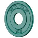 Диск олимпийский 1 кг GymWay MP-1K