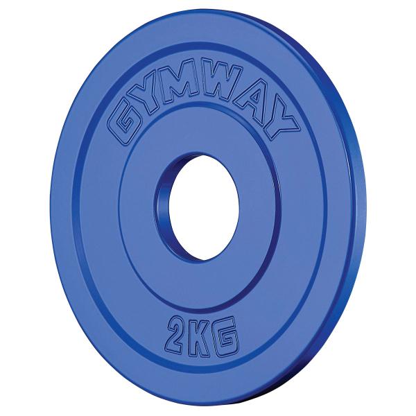 Диск олимпийский 2 кг GymWay MP-2K