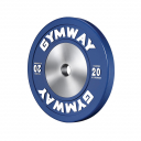 Диск бамперный 20 кг GymWay WPR-20K