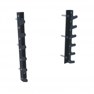 Настенная стойка для грифов InterAtletika KF301