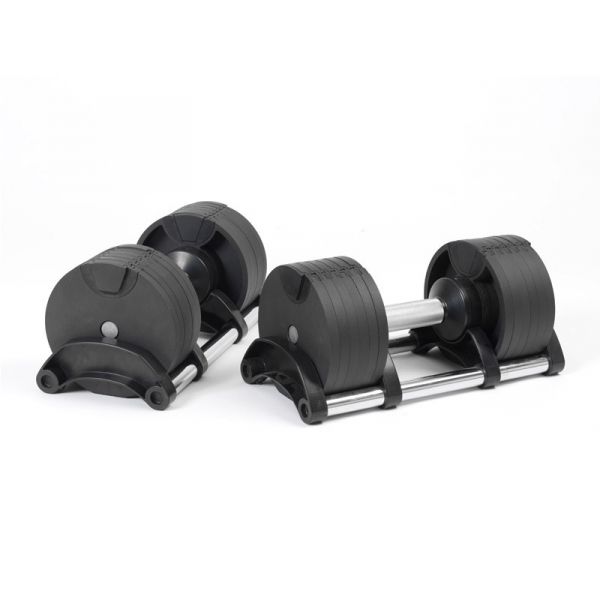 Гантели наборные NUO FLexbell NUO-FB20 2-20 кг со стойкой NUO-FS