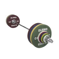 Комплект штанги 190 кг муж, цветной Eleiko Performance NxG 3061134