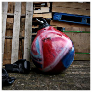 Водоналивного боксерский мешок 85,5 кг Bytomic Haymaker Black AP190SB