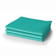 Коврик для йоги складной синий Lotus LYIFYM113