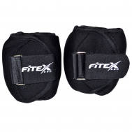 Утяжелители на щиколотку 2 кг пара Fitex MD1662-1