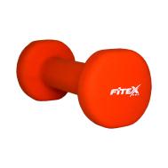 Гантель неопреновая 1 кг Fitex MD2015-1N