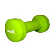 Гантель неопреновая 2 кг Fitex MD2015-2N