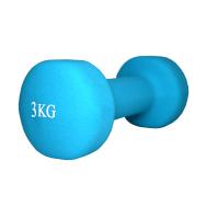 Гантель неопреновая 3 кг Fitex MD2015-3N