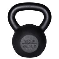 Гиря железная 20 кг Fitex MD2118-20