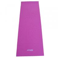 Коврик для йоги 4 мм розовый Fitex MD9010-1