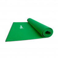 Коврик для йоги 3 мм зеленый Fitex MD9010