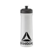 Бутылка для воды Reebok RABT-11005CLBK серый/черный 0,75л