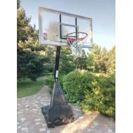 """Баскетбольная стойка Spalding Portable Acrylic 60"""" 68562CN"""
