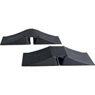 Набор для активных роллеров, скейтбордистов 3 в 1 Multi-Ramp Outdoor-Play JS-3618A
