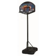 """Баскетбольная стойка (мобильная) Spalding Sketch Series Composite Fan 32"""" 58921CN"""