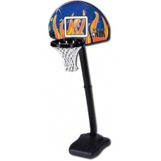 """Баскетбольная стойка (детская) Spalding NBA Junior Series 24"""" Fan 5H591SCN"""