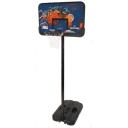 """Баскетбольная стойка (мобильная) Spalding Sketch Series Composite Rectangle 44"""" 61917CN"""