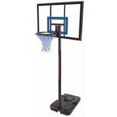 "Баскетбольная стойка (мобильная) Spalding NBA Highlight Polycarbonate 44"" 77455CN"