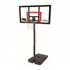 """Баскетбольная стойка (мобильная) Spalding Highlight Acrilic Portable 42"""" 77799CN"""