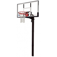 "Баскетбольная стойка (стационарная) Spalding Acrylic in-ground 54"" 88365CN"