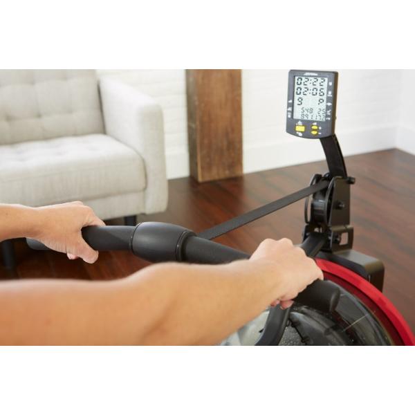 Гребной тренажер Life Fitness Row GX