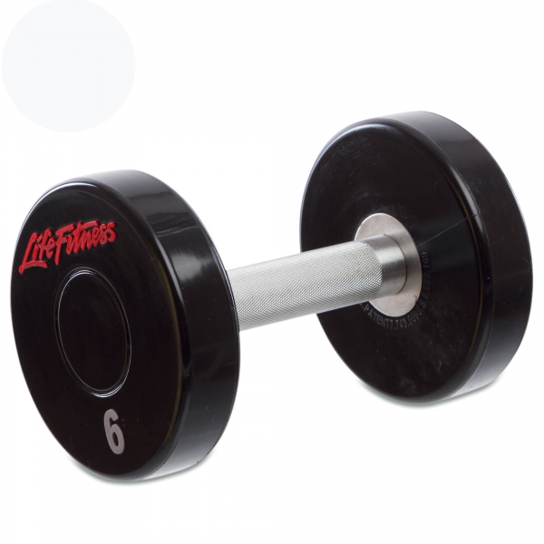 Гантельный ряд Life Fitness SC-80081 2-30 кг, полиуретан