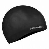 Шапочка для плавания SportVida SV-DN0018 Black
