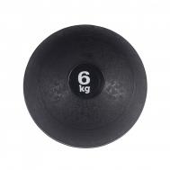 Слэмбол (медицинский мяч) для кроссфита SportVida Slam Ball 6 кг SV-HK0060 Black