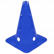 Конус-фишка спортивная для тренировок с отверстиями SportVida 30 см SV-HK0302