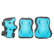 Комплект защитный SportVida SV-KY0008-S Size S Blue/Grey