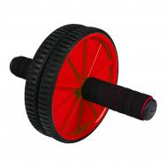 Ролик (гимнастическое колесо) для пресса Sportcraft ES0003 Red