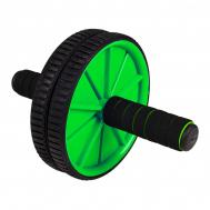Ролик (гимнастическое колесо) для пресса Sportcraft ES0004 Green