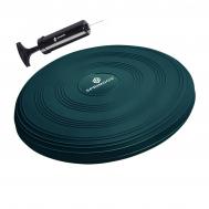Балансировочная подушка (сенсомоторная) массажная Springos PRO FA0083 Navy Blue