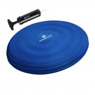 Балансировочная подушка (сенсомоторная) массажная Springos PRO FA0086 Blue