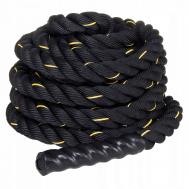 Канат для кроссфита Springos Battle Rope 9 м FA0104