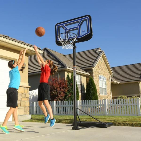 Баскетбольная стойка Lifetime UTAH 90114