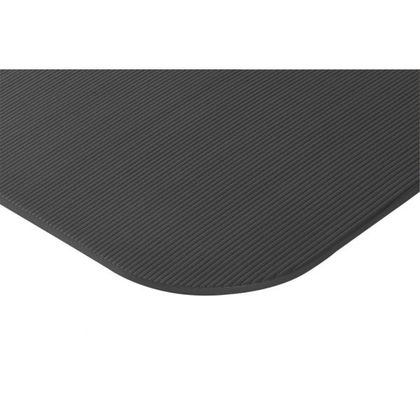 Гимнастический коврик AIREX Corona, 200x100x1,5 см, черный